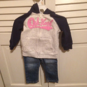 OshKosh Infant Outfit